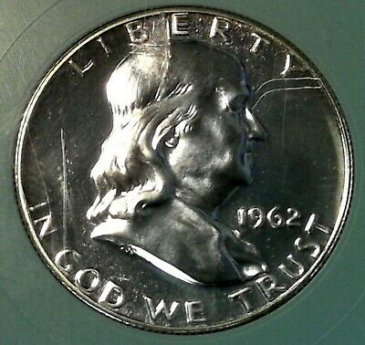 **BETTER DATE COIN FOR SET BUILDERS**1949 FRANKLIN SILVER HALF DOLLAR #1109 P