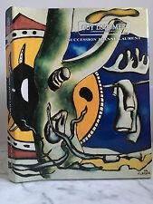Catalogue de vente Succession Jeanne Laurent Guy Loudmer 25 Mars 1990