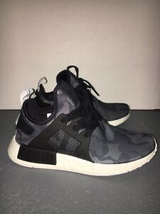 Details about Adidas NMD XR1 Duck Camo (Black) Size 8.5