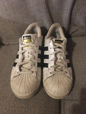 Adidas Superstar Trainers - Size 6
