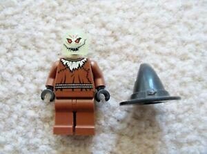 LEGO-Batman-Super-Rare-Original-Scarecrow-Minifig-From-7786-7785