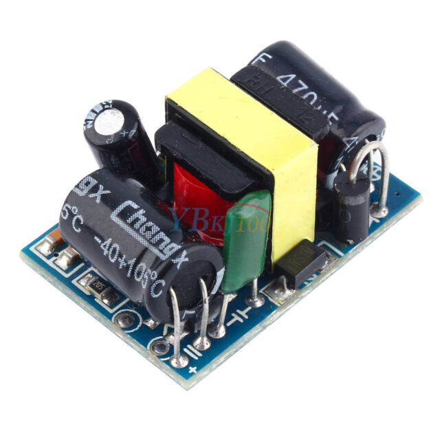 AC-DC Power Supply Buck Converter Step Down Module 110V/220V TO 3.3V 700mA IP