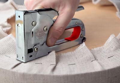 1000pc Staples Staple Gun Tacker Pack of 1000 Upholstery 26//8 23//10 24//6