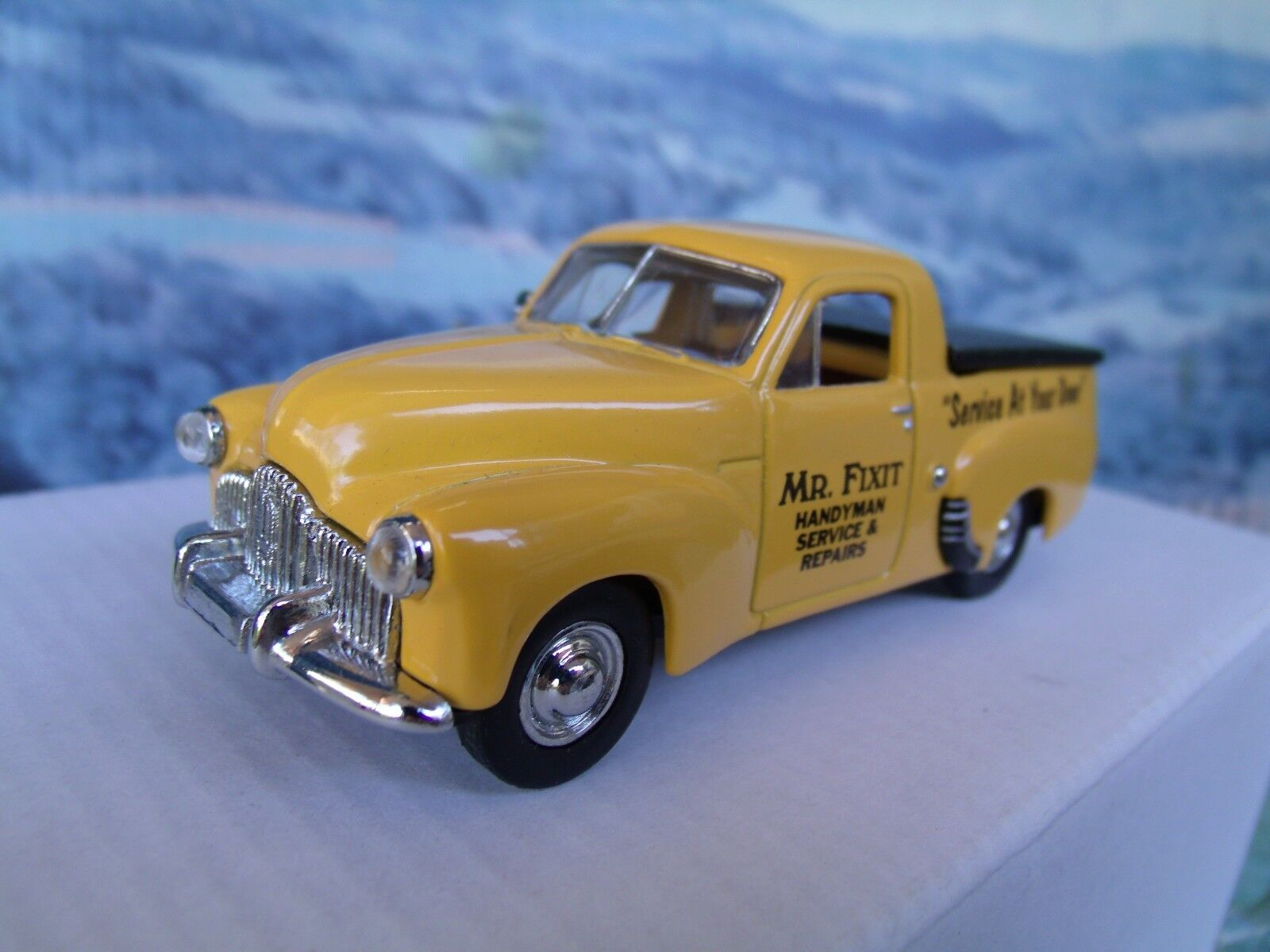 1 43 43 43 Matchbox Collectibles 1951 Holden Pickup YYM38035 541c54
