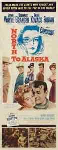 Au Nord Alaska 03 Film Boîte A3 Toile-afficher Le Titre D'origine 72pcyqyj-10110353-714683146