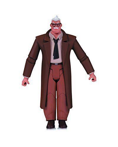 Batman SEP150335 Animated Series Commissioner Gordon Action Figure