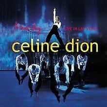 A-New-Day-Live-in-Las-Vegas-CD-DVD-di-Dion-Celine-CD-stato-bene