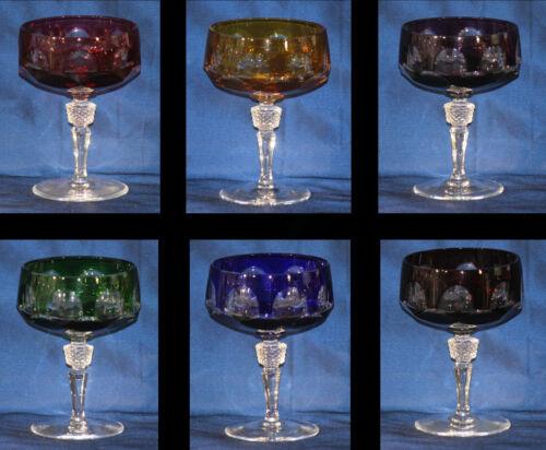 NEUw Nachtmann Antika Sektschale  ca Farben zur Auswahl versch 13.5 cm