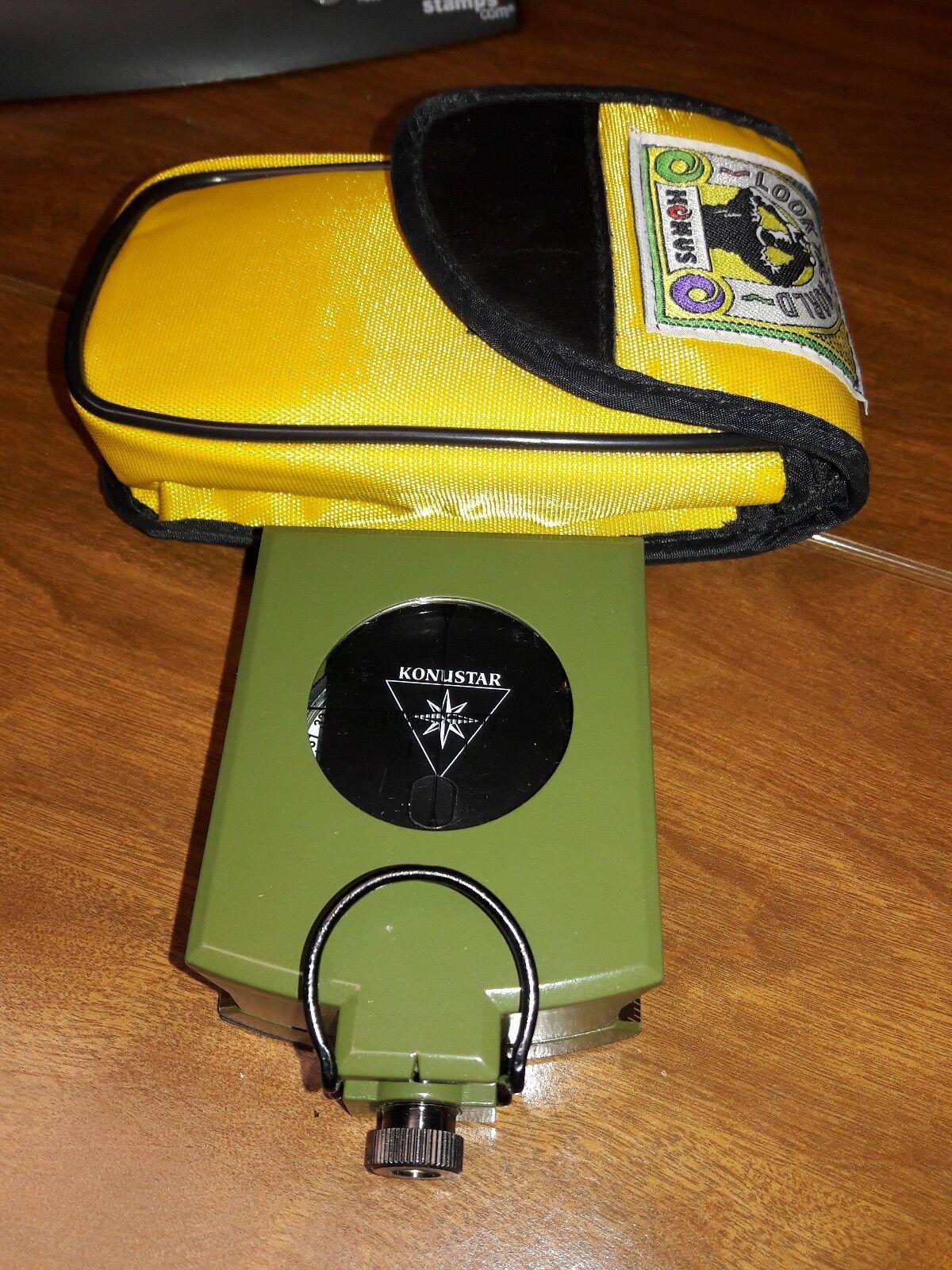 Konus Konustar Compass, mint with carry case