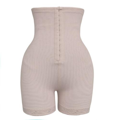 Postpartum Belly Waist Trainer Corset Butt lift Tummy Plus Size Underwear Shaper