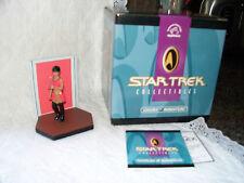 1997 Star Trek Miniature Diorama Uhura Vintage New MIB