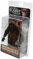"Dawn of the Planet of the Apes Maurice 7 7"" inch Scale Action Figure NECA Series"