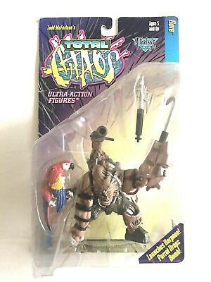 MIB Todd McFarlane Toys Total Chaos Hoof Action Figure