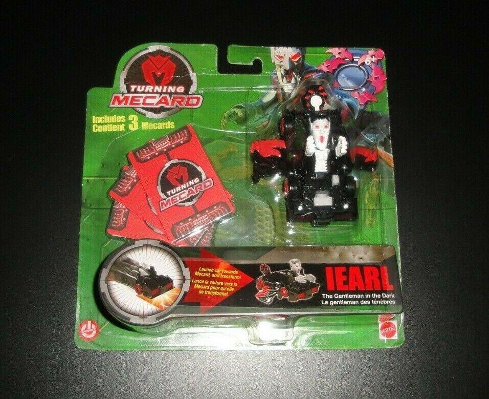 Black Mecard Mugan Deluxe Mecardimal Figure