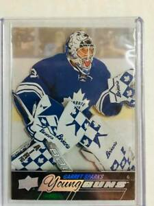 2015-16-Upper-Deck-480-Garret-Sparks-YG-Young-Guns-Acetate-Maple-Leafs