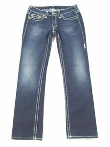 Jean T Super Johnny ~ True Religion droit qwtvIptWXn