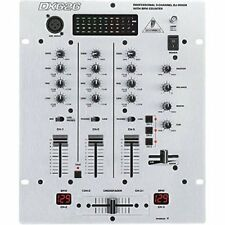 DJ Mixer Behringer DX626 Pro With 3 Channels
