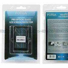 FOTGA PRO Optical Glass LCD Screen Protector For Sony NEX-5N NEX3 NEX5 NEX-7 A35