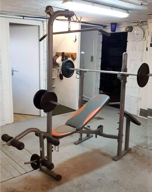 Banc De Musculation Domyos Hg 60 Achetez Sur Ebay
