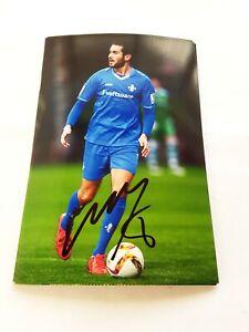 Signiertes Foto Mario Vrancic SV Darmstadt 98   NEU