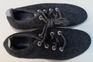 ALLBIRDS Wool Runners Sneakers Damenschuhe Größe 8 Sneakers Runners Natural Grau W  Light ... f1609e