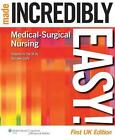 Medical-Surgical Nursing Made Incredibly Easy! (2011, Taschenbuch)