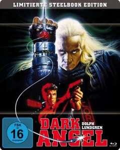 DOLPH-LUNDGREN-Dark-Angel-Uncut-Steelbook-Edition-Limitee-Blu-Ray-BOX-NEUF