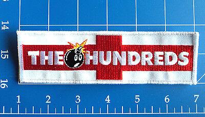 DRESS UP YO RAGGEDY ASS! THE HUNDREDS FLAG PATCH