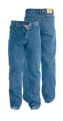 "ROCKFORD MENS COMFORT FIT JEANS DIRTY DENIM 30/"" 32/"" 34/"" 36/"" 38/"" 40/"" RJ370"