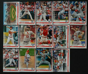 Details About 2019 Topps Series 1 St Louis Cardinals Team Set 14 Baseball Cards