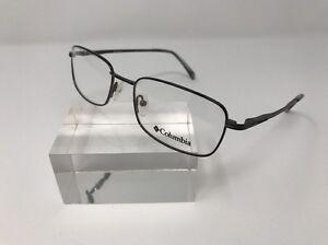 f200f0e34b Columbia Eyeglasses Baker Point 152 C02 53-18-140 Silver Frames C334 ...