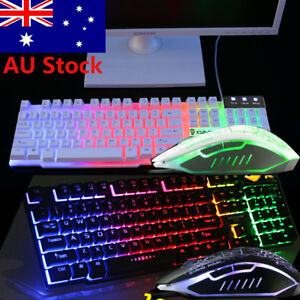 Rainbow-LED-Backlight-Usb-Ergonomic-Gaming-Keyboard-and-Mouse-Set-for-PC-Laptop