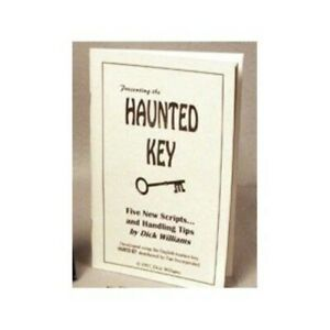 Haunted-Key-Booklet-by-Dick-Williams-A-Great-Companion-to-the-Haunted-Key