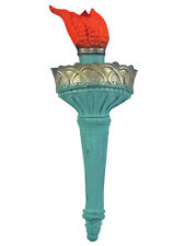 Statue Of Liberty American USA Handheld Torch New York Fancy Dress Accessory