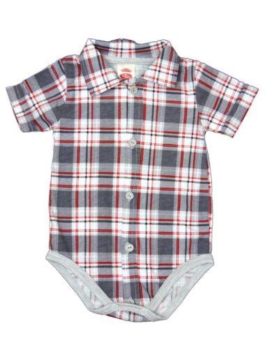 Baby Body-Hemd Kurzarm NEU Junge Größe 68-92