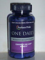 One A Day Womens 21 Vitamins Multivitamin Adult 100 Caps 3 Month Supply