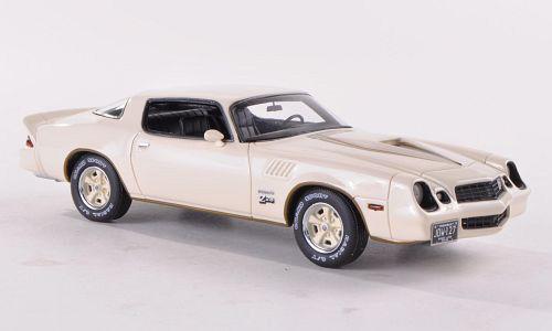 Chevrolet camaro z28  weiße  1978 (neo - skala 1 43   44127)