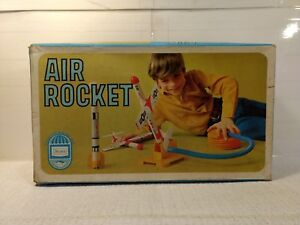 Vintage Sears Air Fusée De The Big Boite Jouet T2430