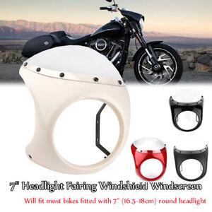 7-039-039-Verkleidung-Scheinwerfer-Lampenmaske-fuer-Motorrad-ATV-Quad-Roller-Universal