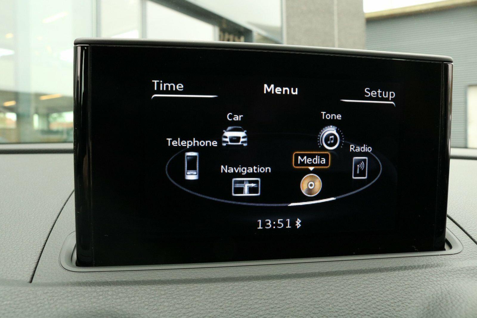 Audi A3 TFSi 125 Attraction SB