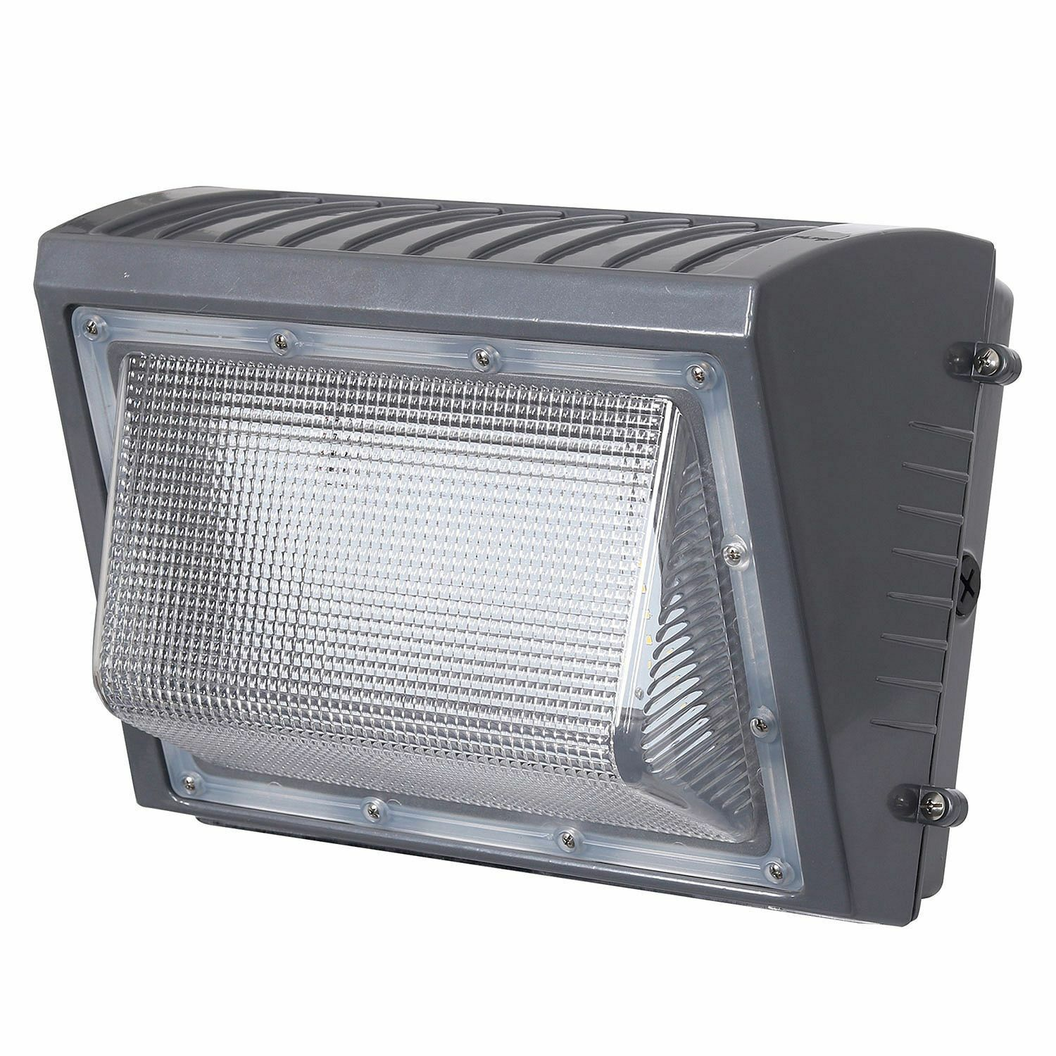 LED de luz de Seguridad Rectangular Honeywell, walllight 6000 Lumen gris Titanio