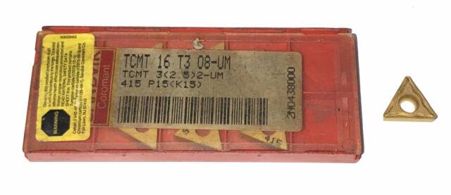 2.5 3-PM 4235 SANDVIK INSERT Authentic TCMT 3