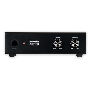 Acoustic-Audio-WS1005-Passive-Subwoofer-Amp-200-Watt-Amplifier-for-Home-Theater