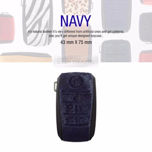 6Button Fur Type Smart Key Case Cover Holder for KIA 2015-2018 Sedona