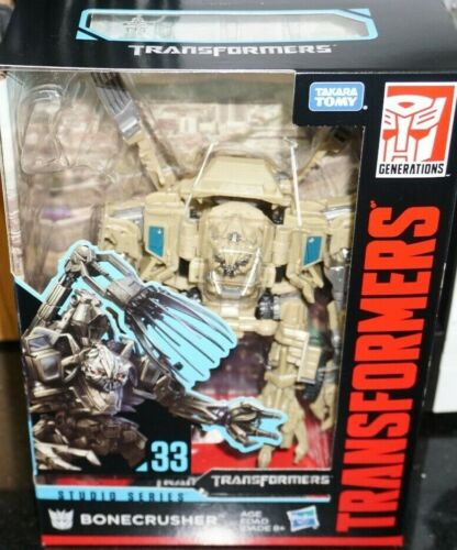 Transformers Studio Series Voyager DECEPTICON BONECRUSHER MRAP WAVE 5 IN STOCK