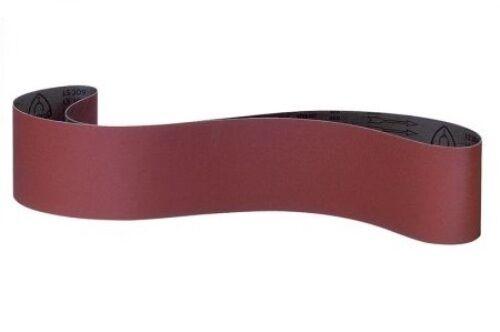 Bande abrasive 150x1220 mm, grain 60, qualité Pro !