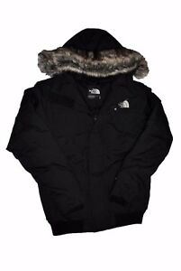 The-North-Face-Men-039-s-Gotham-Jacket-III-in-TNF-Black-Sz-S-L-New-w-Tags