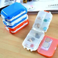 1Stk.Vitamin Pillendosen Medikamentenbox Tablettenbox Pillenbox Tablettendose