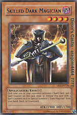 YU-GI-OH, SKILLED DARK MAGICIAN, R, DR1-EN120, TOP