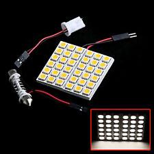 36 LED SMD Xenon Weiß Light Panel T10 BA9S der Girlande-Haube-Innenlampen